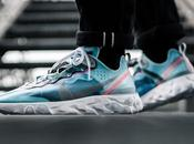 Nike React Element Royal Tint Date sortie