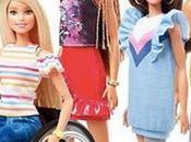 Barbie évolue, handicap représenté
