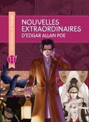 Nouvelles Extraordinaires d'Edgar Allan Version Manga