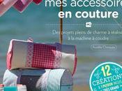 Livre accessoires couture d'Aurélie Chirouze