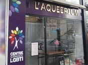 Caen Centre LGBTI Normandie ouvre local centre ville avec l'Aqueerium