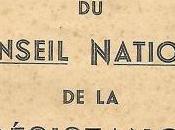 programme Conseil National Résistance (CNR)