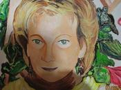 portrait l'artiste Chantal Rodier