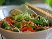 ~Soupe-repas asiatique arachides~