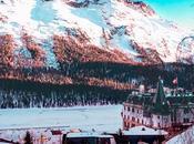 SUISSE faire Saint-Moritz entre luxe détente