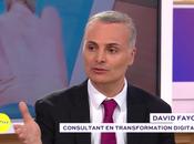 Débat l'illectronisme fracture numérique France