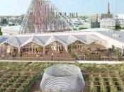 2020, plus grande ferme urbaine monde sera Paris