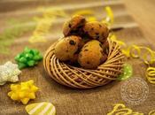 Cookies choco noisette prennent pour œufs