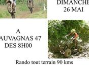 Rando moto quad d'Agen Moto Verte 2019 Sauvagnas (47)