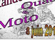 Rando moto-quad foyer rural Concèze (19), juin 2019