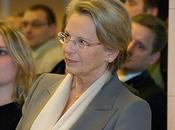 Michèle Alliot Marie dans fonction européenne