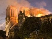 Notre Dame pleure