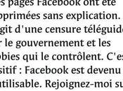 exclu #Facebook, pleurniche #twitter…