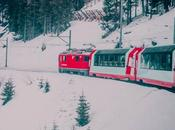 Glacier Express, train plus lent monde