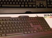 [Test] Clavier Empire Gaming K900