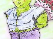 Dessin colorié Hulk amoureux