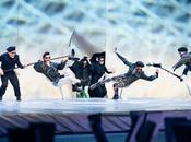 Festival Dance 2019 Munich Roughouse Richard Siegal. Chamailleries bagarres.