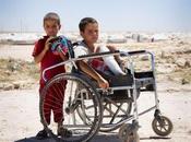 Déploiement d'un hôpital campagne Croix-Rouge dans camp d'Al-Hol Syrie