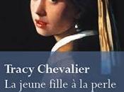 """J'ai découvert plume Tracy Chevalier avec jeune fille perle"""""""