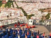 séances yoga sommet Paris
