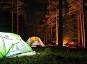camping, autre façon voir vacances