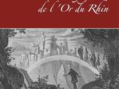 Voyageurs l'Or Rhin. 150ème anniversaire Rheingold Richard Wagner.
