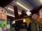 Minecraft mode Story