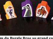 Test Burgle Bros chez Pixie Games