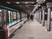 RATP purificateurs d'air station Alexandre Dumas pour faire baisser pollution