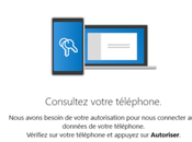 Windows accueille notifications Android