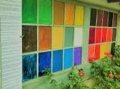 maison colorée