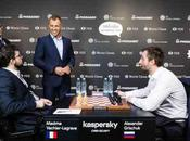 finale Grand Prix d'échecs FIDE Riga