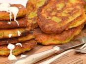Galettes Courgettes Fromage Blanc