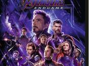 Avengers Endgame vidéo depuis août 2019