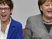 Allemagne Angela Merkel train faire valises, mais dure. c'est pour l'Allemagne.