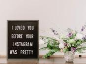 parfaite d'Instagram