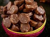 Fkakes d'Achoura chocolat