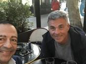 Beaux échanges avec Bruno Gaccio...