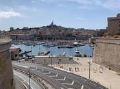 Carte postale Marseille entre Vieux Port Mucem #Marseille