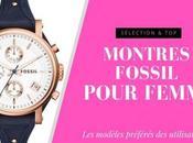 Découvrez avis meilleures montres Fossil pour femme