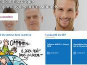 Refonte site Syndicat Sophrologues Professionnels