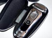 Rasoir Braun 9296CC, rasoir électrique haut gamme pour peaux sensibles