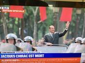 Sincère tristesse. revoir Jacques Chirac