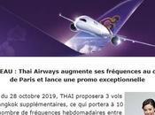 promo avion Thaï Airways