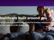 Amazon attaque secteur santé