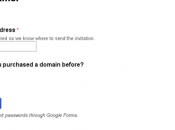 Google Domains présentation invitations