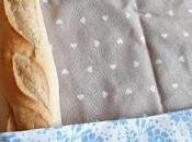 Coudre emballages lavables pour sandwichs