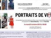 Vernissage l'expo Portraits Vihes (internationale) Lyon