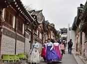 Vacances Corée avec enfants voir faire