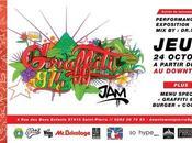 Soirée lancement Graffiti